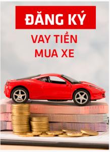 vay tiền nhanh mua xe